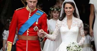 Годовщина свадьбы Кейт Миддлтон и принца Уильяма: вспоминаем историю любви