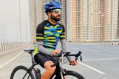 Велосипедист пересек Индию с севера на юг за 8 дней и попал в Книгу рекордов Гиннесса