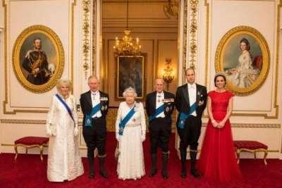 Королевская семья и мировые лидеры отдают дань уважения герцогу Эдинбургскому