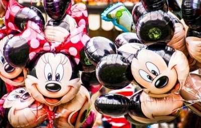 Маникюр с Микки Маусом: милые и оригинальные идеи ногтевого дизайна