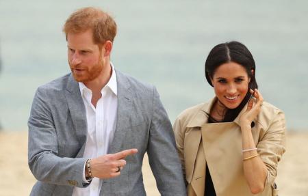 Королевская семья Великобритании поздравила Арчи Харрисона со 2-м днем рождения
