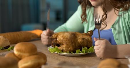 Компульсивное переедание: причины и решение проблемы