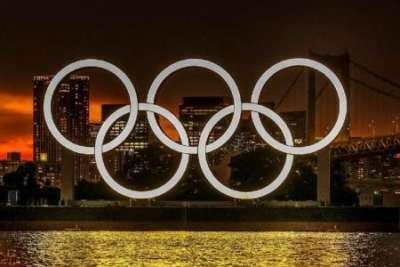 Церемонию открытия Олимпиады в Токио посетил император Японии
